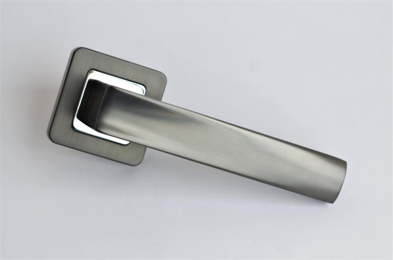 Ручка на розетке Metal-Bud IBIZA Grafit