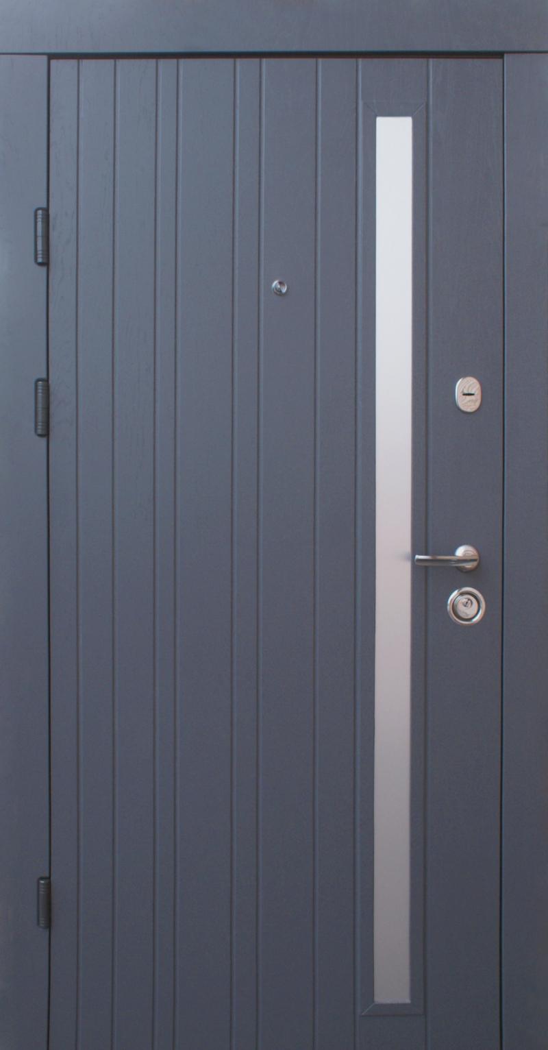 Входная дверь Qdoors Браш - AI
