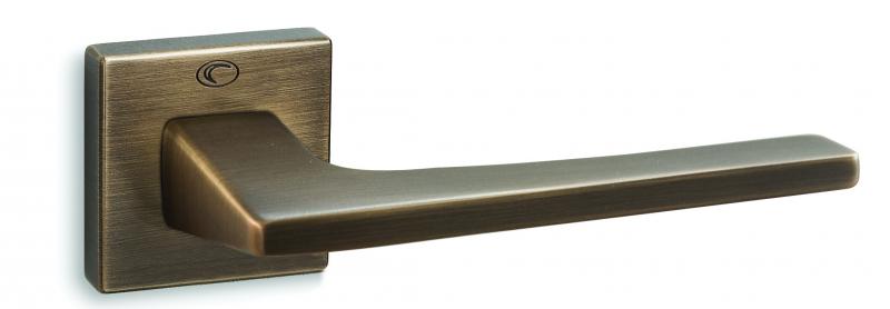 Ручка на розетке 1495 Convex