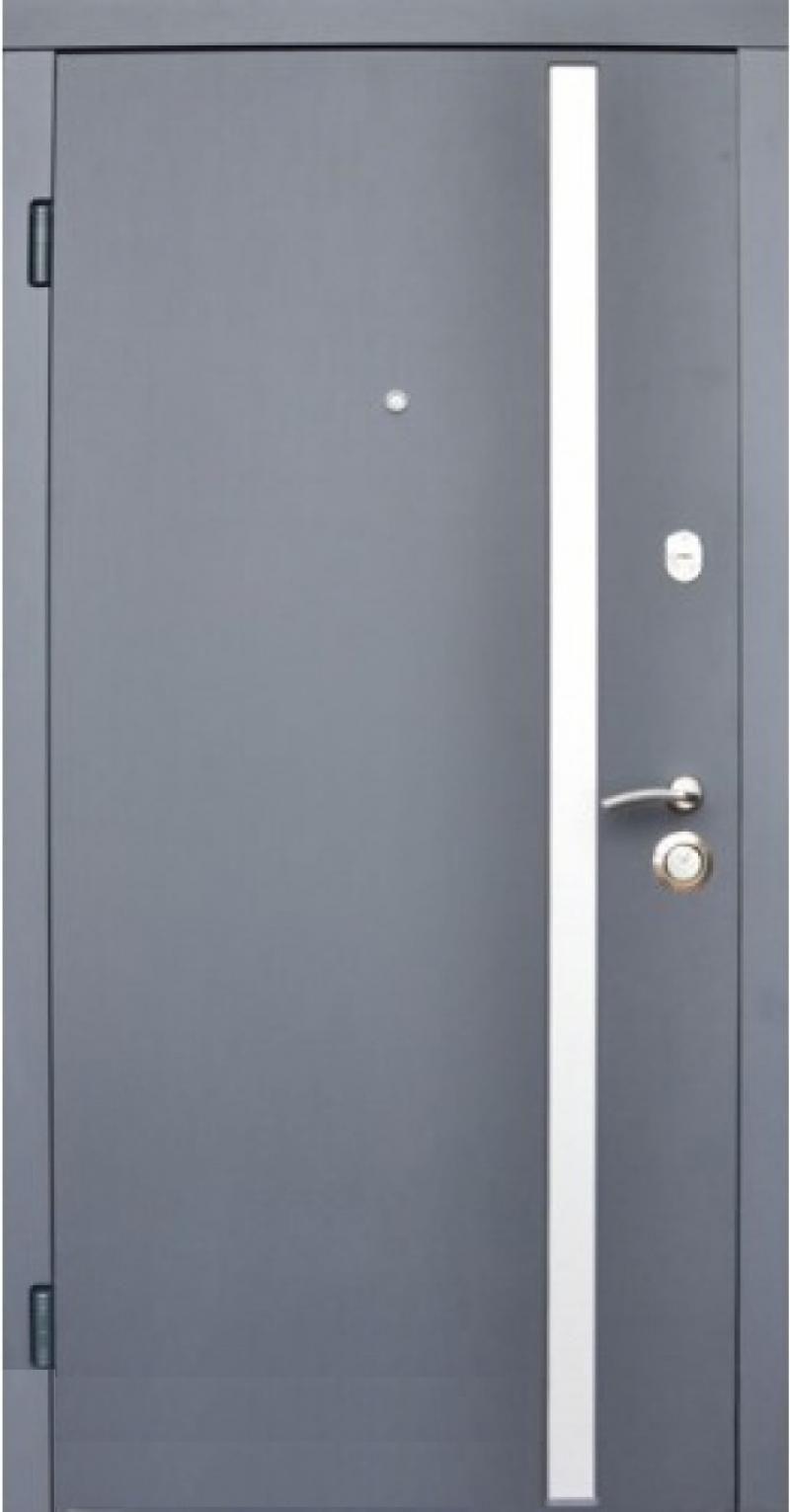 """Входная дверь """"AV-1 Grey New"""""""