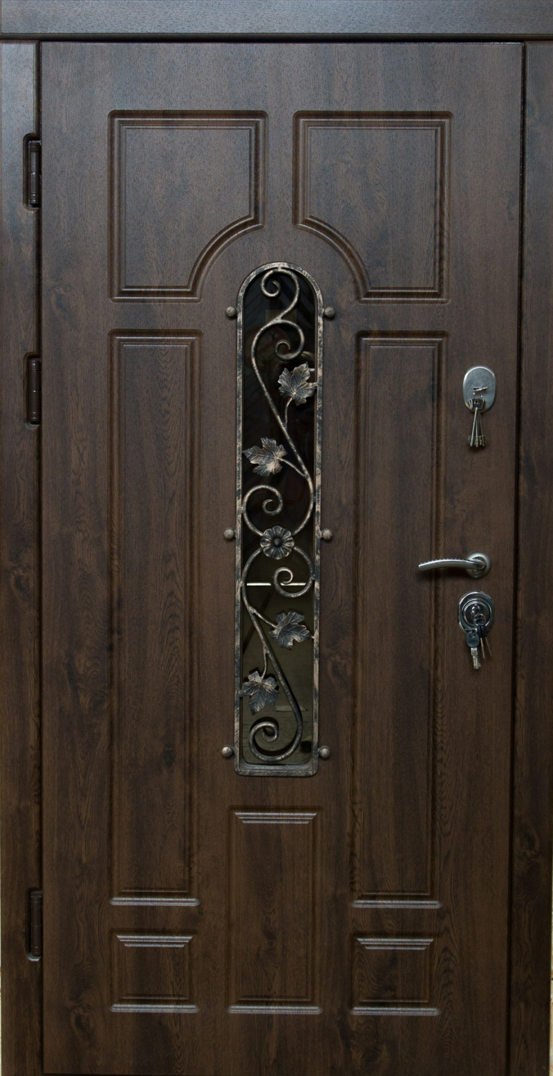 """Входная дверь """"Арка ковка"""""""