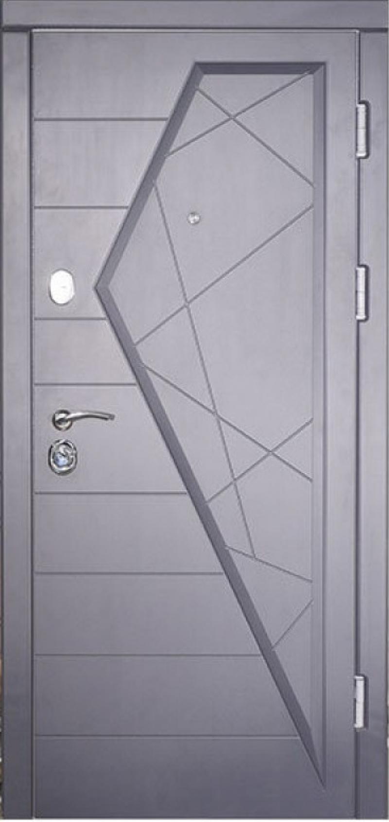 """Входная дверь """"Айсберг 3D"""""""