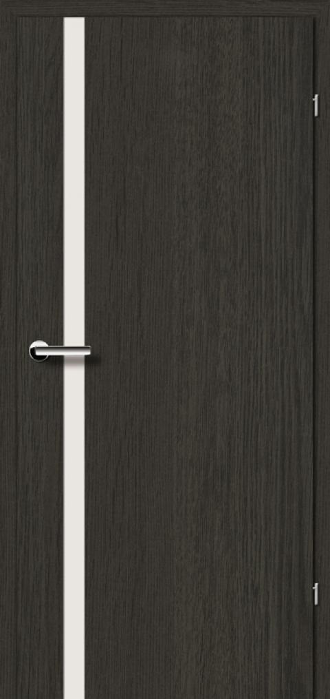 Межкомнатная дверь BRAMA 2.71 сатин