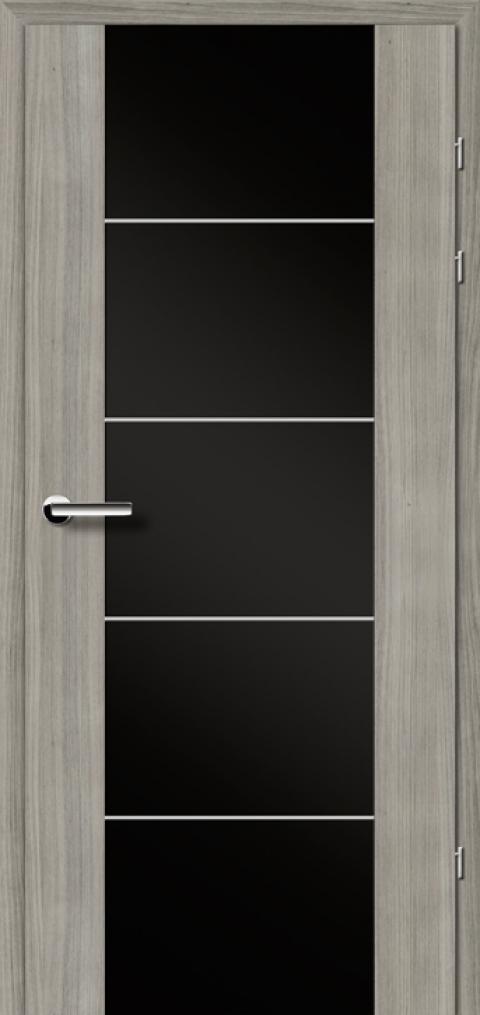Межкомнатная дверь BRAMA 17.3 молдинг
