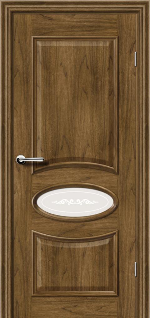 Межкомнатная дверь BRAMA 34.2 Орех