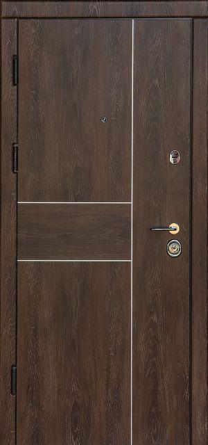Входная дверь Very Dveri Корица