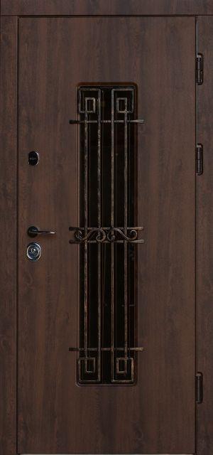 Входная дверь Very Dveri Готика с ковкой