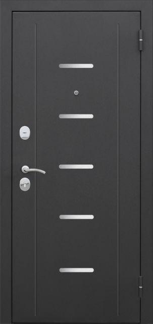 Входная дверь Tarimus Group ФЕРРАРА 90 Муар Царга (960 мм)