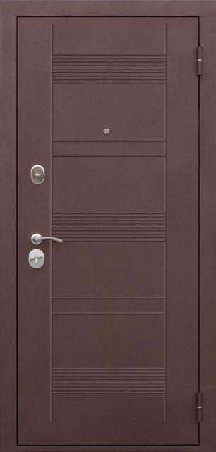 Входная дверь Tarimus Group БЕРГАМО 90 со стеклом