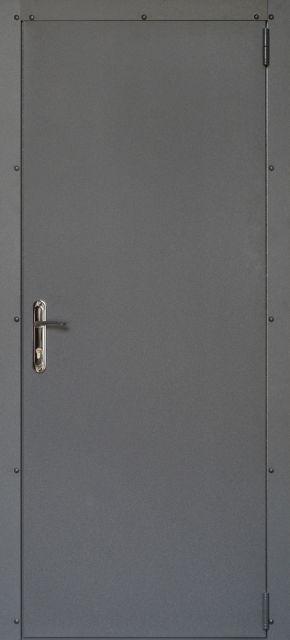 Входная дверь Very Dveri Техно-Графит 960 мм