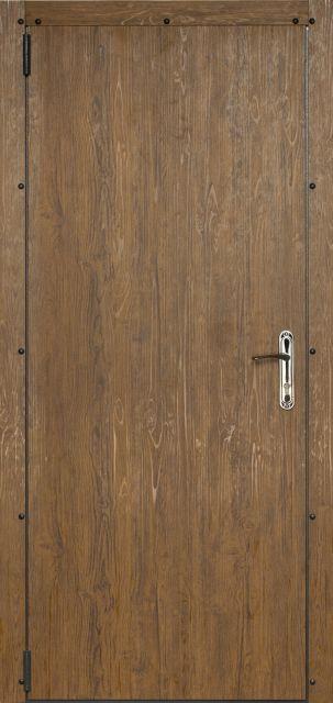Входная дверь Very Dveri Техно-Дуб
