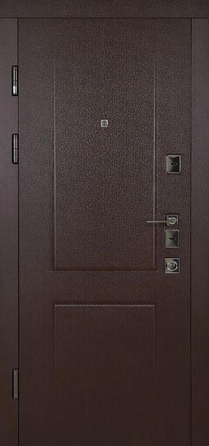 Входная дверь ABWEHR Модель 440 Priority 860 мм