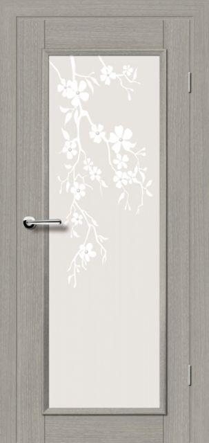 Межкомнатная дверь BRAMA 36.5 Сакура