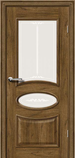 Межкомнатная дверь BRAMA 34.3 Орех