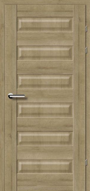 Межкомнатная дверь BRAMA 19.40
