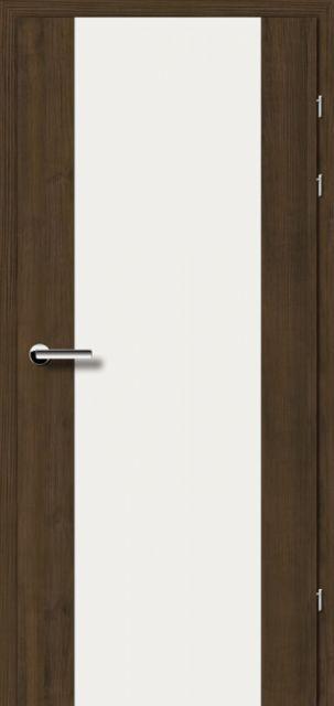 Межкомнатная дверь BRAMA 17.3 сатин