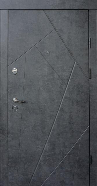 Входная дверь Qdoors Ультра Флеш 850 мм