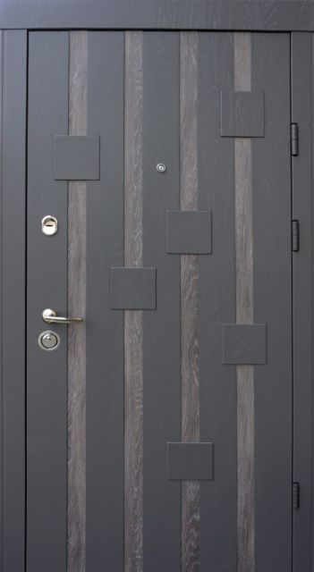 Входная дверь Qdoors Ультра Рондо