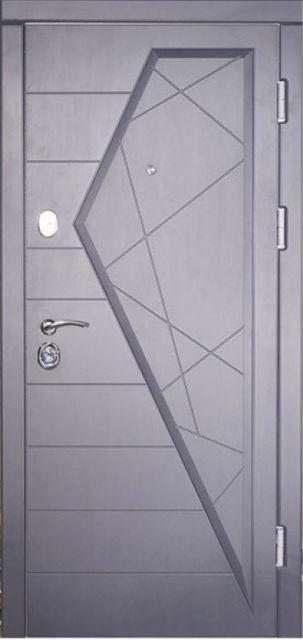 Входная дверь Very Dveri Айсберг 3D