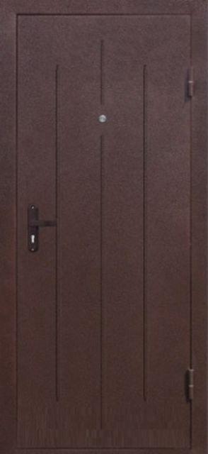 Входная дверь Tarimus Group 7-1 металл/металл
