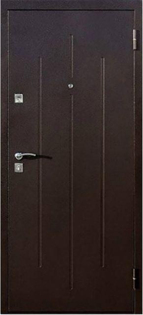 Входная дверь Tarimus Group 7-2 металл/металл (960 мм)