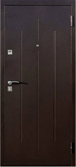 Входная дверь Tarimus Group 7-2 металл/металл