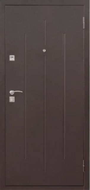 Входная дверь Tarimus Group 7-2 металл/хдф