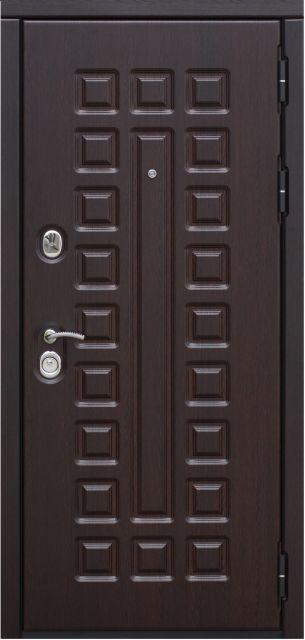 Входная дверь Tarimus Group Сенатор 120 зеркало (860 мм)