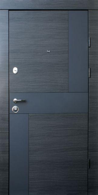 Входная дверь Qdoors Стиль-М 850 мм