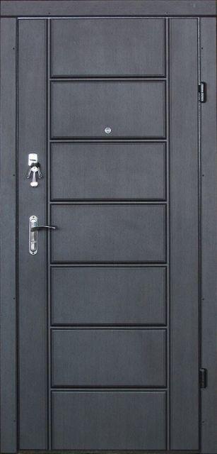 Входная дверь Redfort Канзас Венге 960 мм