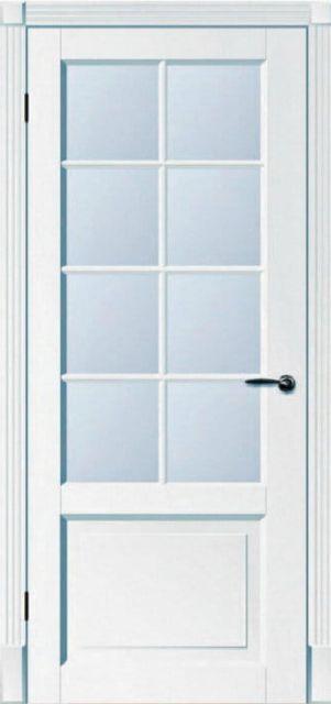 Межкомнатная дверь Галерея дверей Тессоро К1