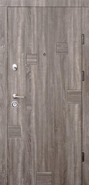 Входная дверь Форт-М Трио Флоренция 850 мм
