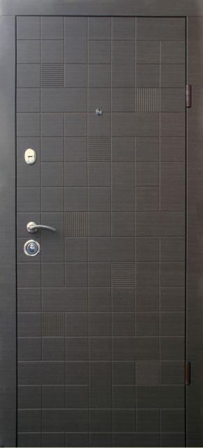 Входная дверь Qdoors Эталон Каскад 850 мм
