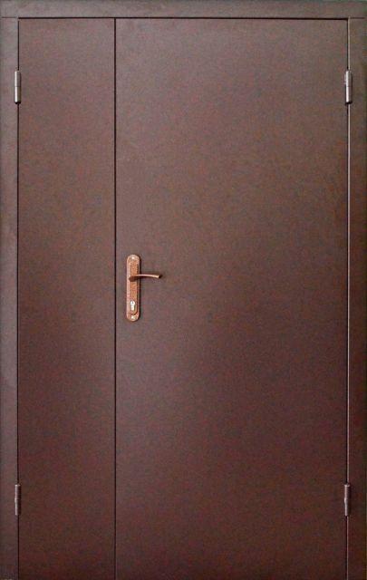 Входная дверь Redfort Техническая