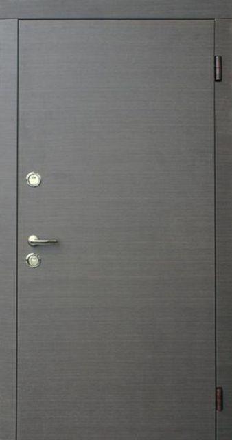 Входная дверь Форт-М Трио-Гладь 860 мм