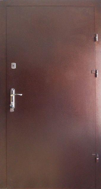 Входная дверь Redfort Металл - Металл две трубы 960 мм