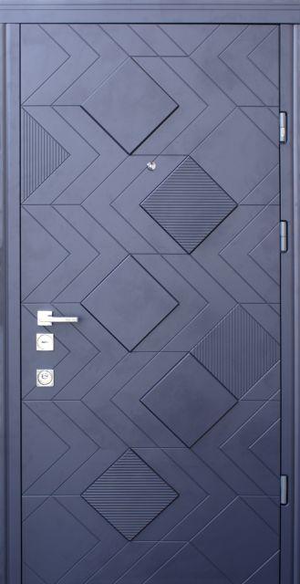 Входная дверь Straj Андора 3D