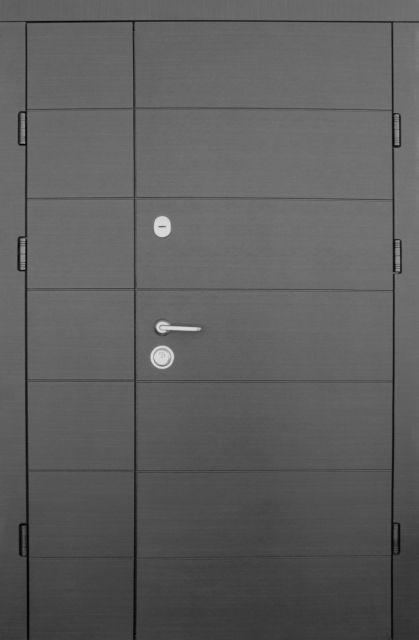 Входная дверь Форт-М Горизонталь