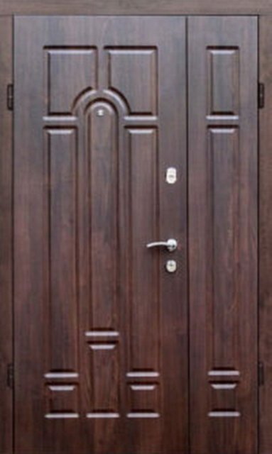 Входная дверь Форт-М Классик полуторная