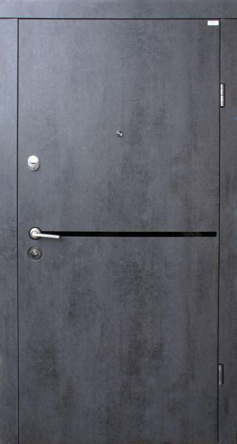 Входная дверь Форт Лита Black
