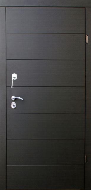 Входная дверь Форт-М Трио Горизонталь 960 мм