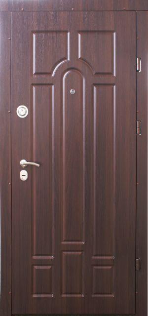 Входная дверь Форт-М Трио Классик квартира 960 мм