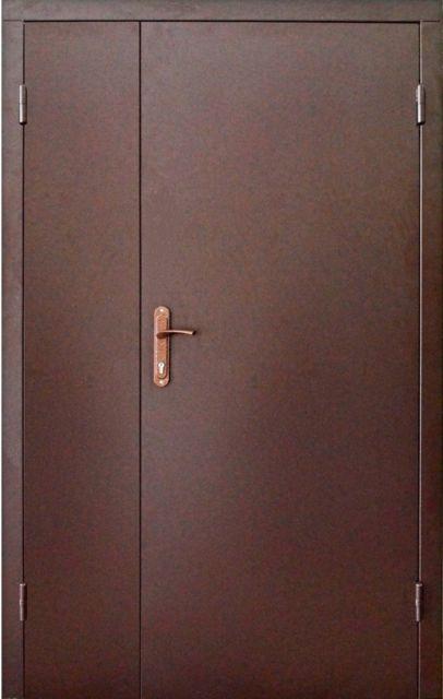 Входная дверь Qdoors Металл/Классик