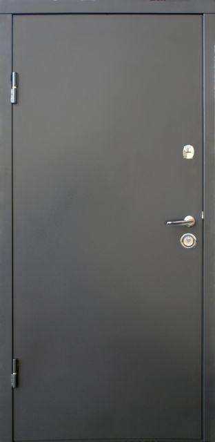 Входная дверь Qdoors Металл/Горизонталь