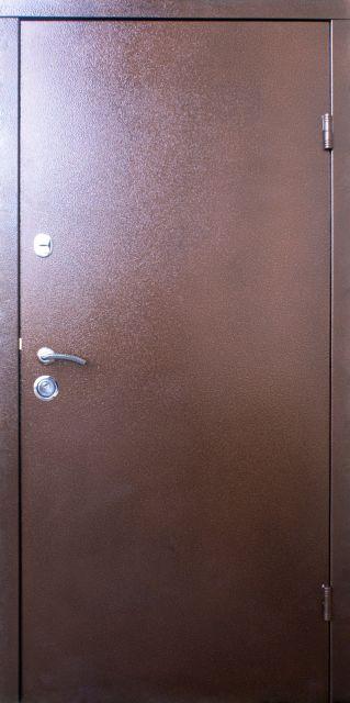 Входная дверь Qdoors Металл/Гранд 850 мм