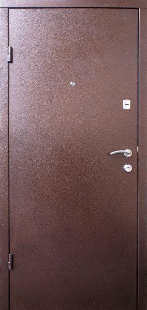 Входная дверь Qdoors Металл/Классик 850 мм