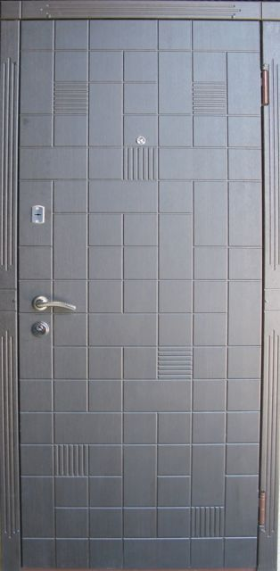 Входная дверь Redfort Каскад