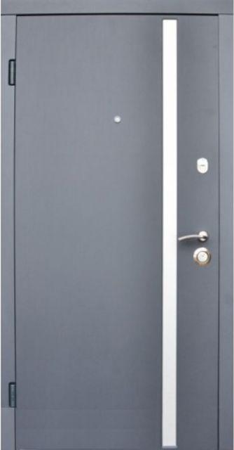 Входная дверь Steelguard AV-1 Grey New