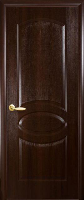 Межкомнатная дверь Новый стиль Овал глухое