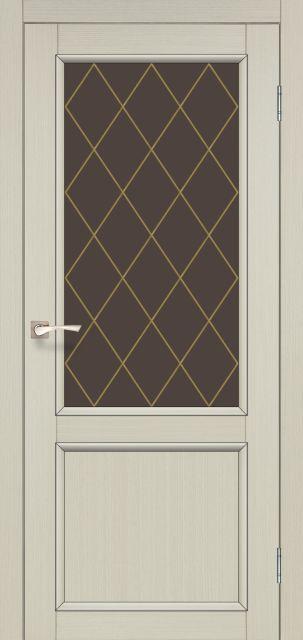 Межкомнатная дверь Korfad CL - 02